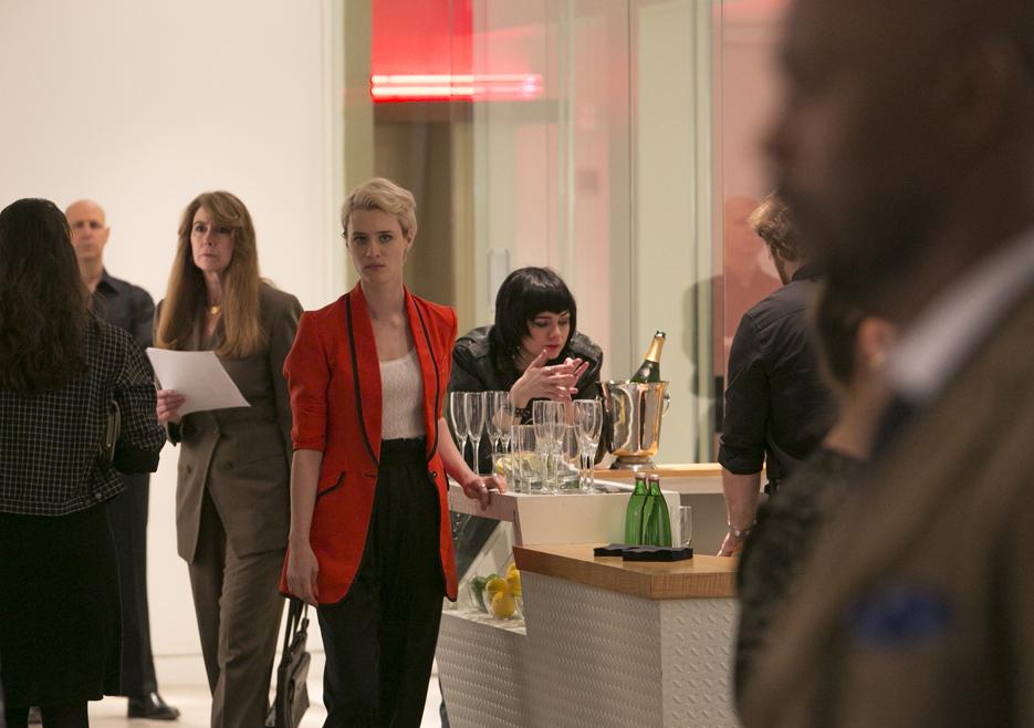 Halt and Catch Fire: Mackenzie Davis nell'episodio Giant