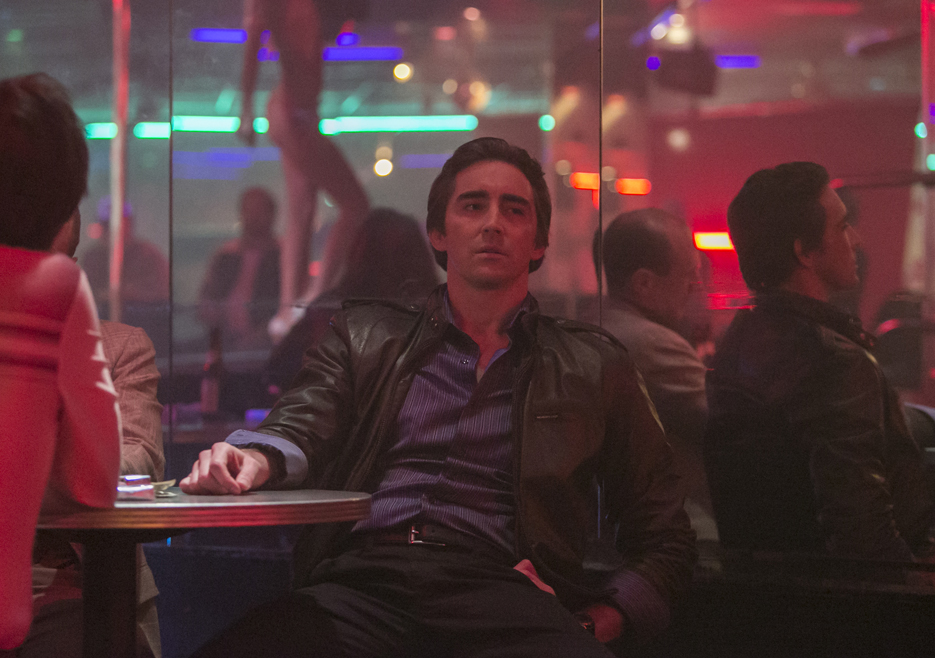 Halt and Catch Fire: Lee Pace nell'episodio Giant