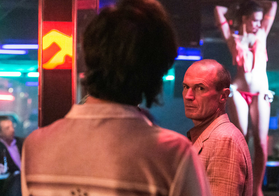 Halt and Catch Fire: Toby Huss nell'episodio Giant