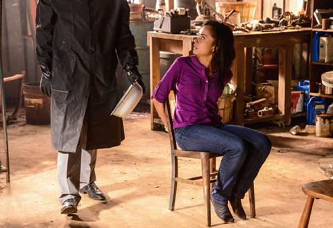 Under the Dome: Karla Crome e Dwight Yoakam nell'episodio Force Majeure
