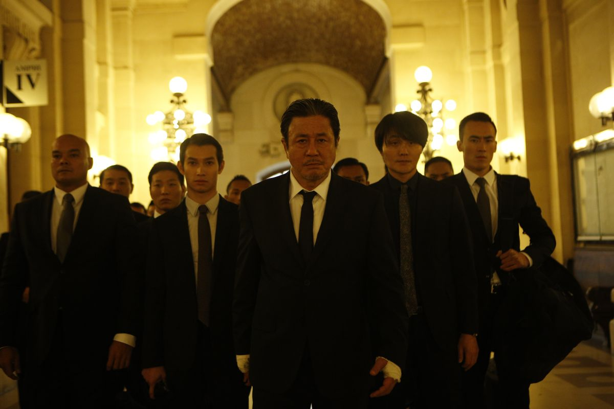 Lucy: Choi Min-sik e i suoi sicari