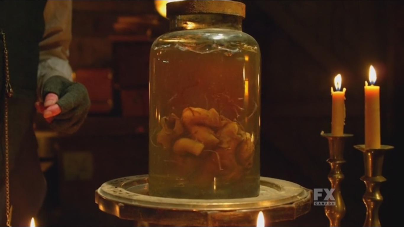 The Strain: un'immagine tratta dal pilot della serie