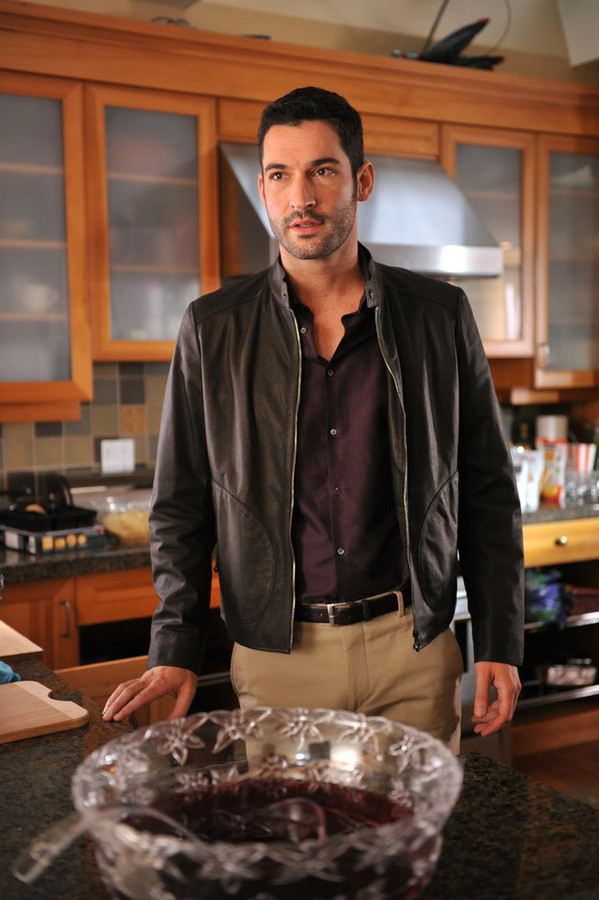 Rush: Tom Ellis nel pilot