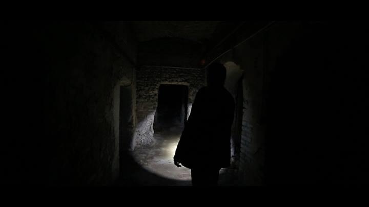 Una suggestiva immagine dell'horror P.O.E. - Pieces of Eldritch