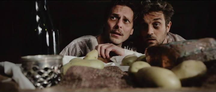 Una scena dell'episodio Re Peste del film P.O.E. - Pieces of Eldritch