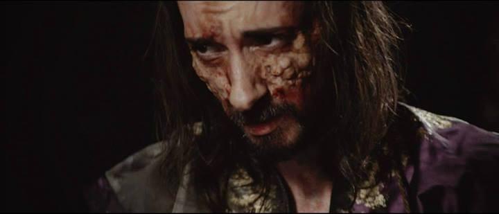 Un'immagine dell'episodio Re Peste, dall'horror collettivo P.O.E. - Pieces of Eldritch