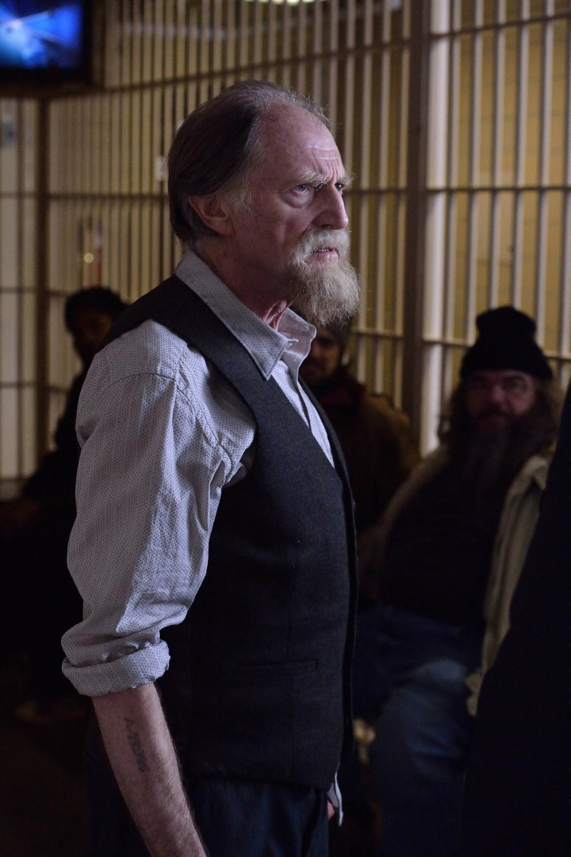 The Strain: David Bradley nell'episodio The Box