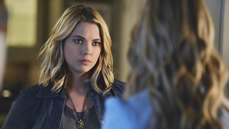 Pretty Little Liars: Ashely Benson nell'episodio Run, Ali, Run