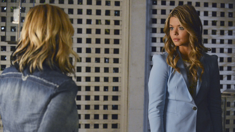 Pretty Little Liars: Sasha Pieterse nell'episodio Run, Ali, Run