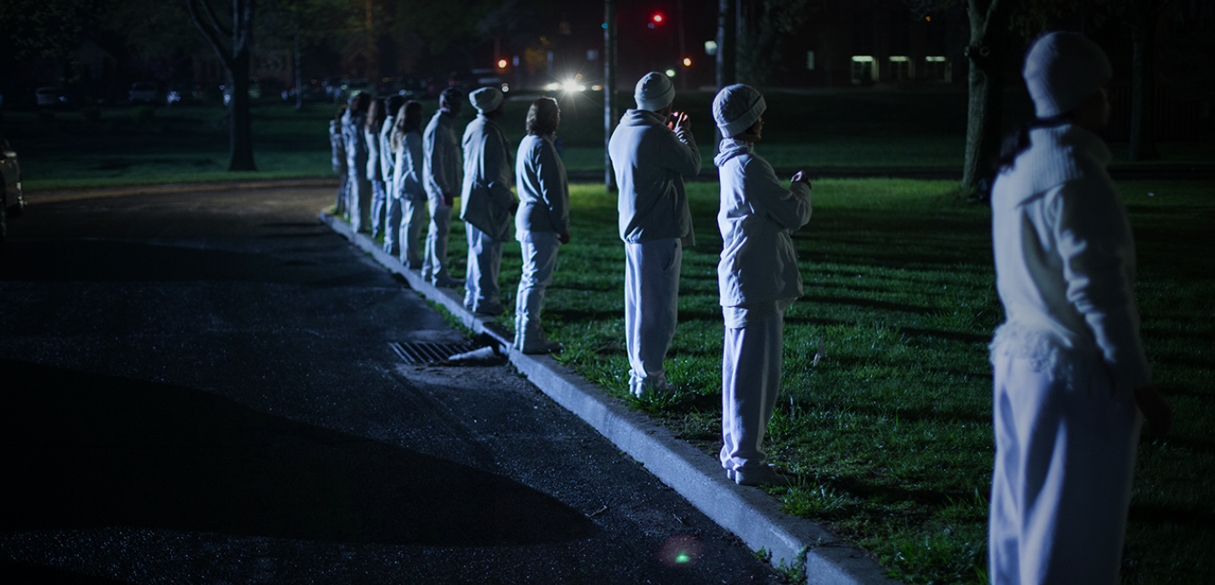 The Leftovers: una scena dell'episodio B.J. and the A.C., prima stagione