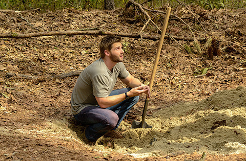 Under the Dome: Mike Vogel nell'episodio Revelation