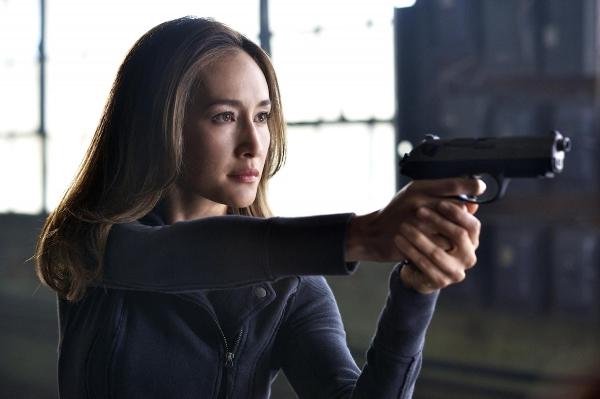Nikita: Maggie Q nell'episodio La terrorista