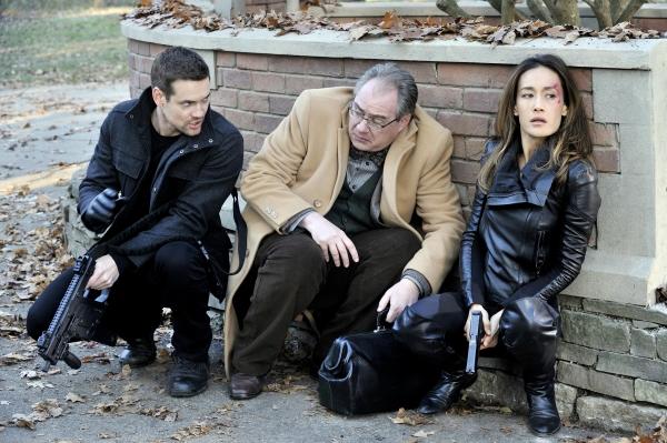 Nikita: Maggie Q e Shane West nell'episodio Il nuovo mondo
