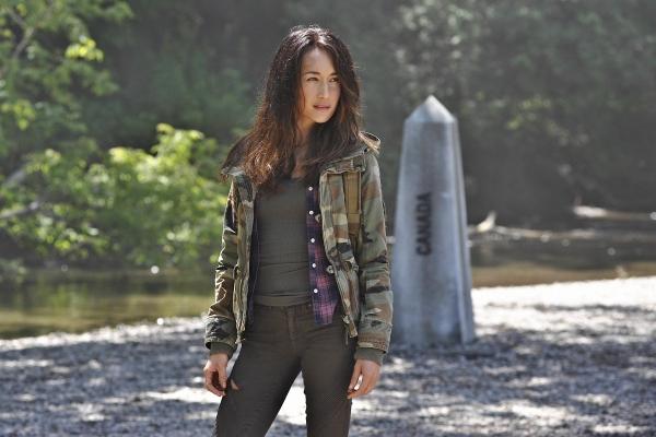 Nikita: Maggie Q nell'episodio Wanted