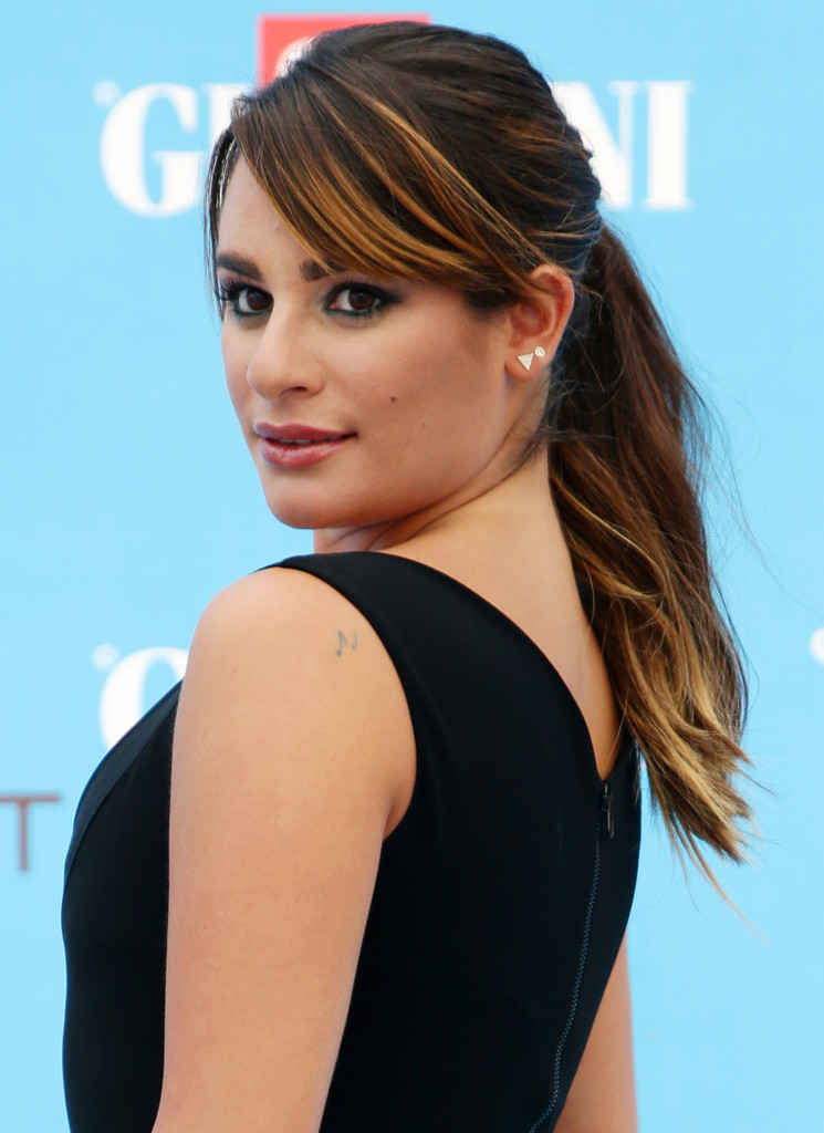 Lea Michele a Giffoni 2014