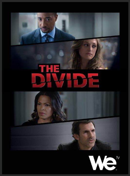 The Divide: una locandina per la serie