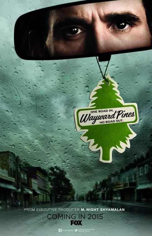 Wayward Pines: una locandina per la prima stagione