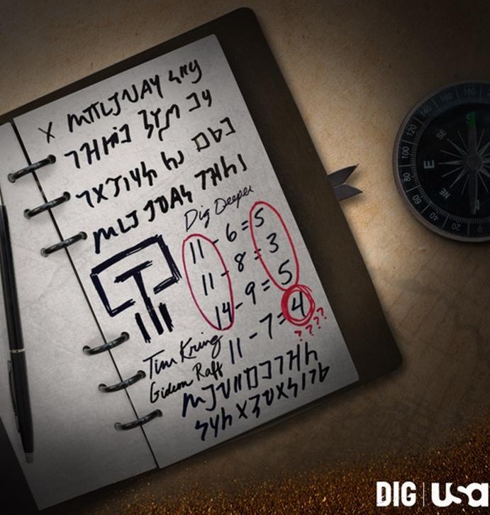 DIG: un manifesto promozionale per la serie