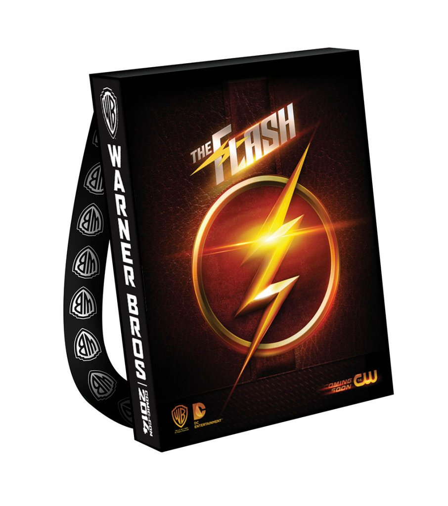 The Flash: la borsa disponibile per i fan al Comic-Con di San Diego 2014