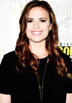 Comic-Con 2014: Haley Atwell in un'immagine promozionale