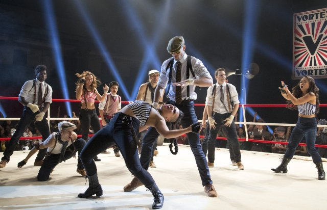 Step Up All In: Una scena del film
