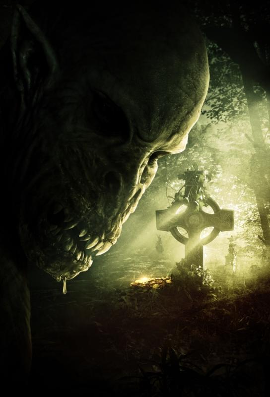 Leprechaun: Origins: un teaser poster del film