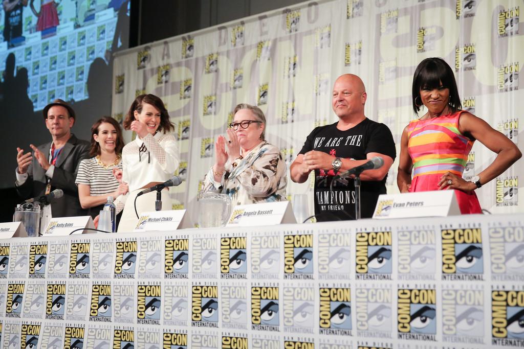 American Horror Story: i protagonisti della quarta stagione al Comic-Con
