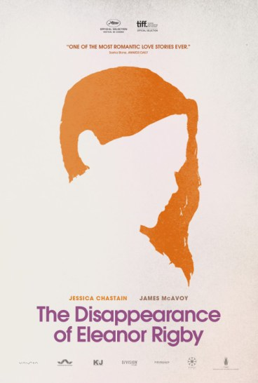 The Disappearance of Eleanor Rigby - Una locandina stilizzata