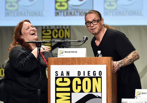 Comic-Con 2014: Kurt Sutter di Sons of Anarchy