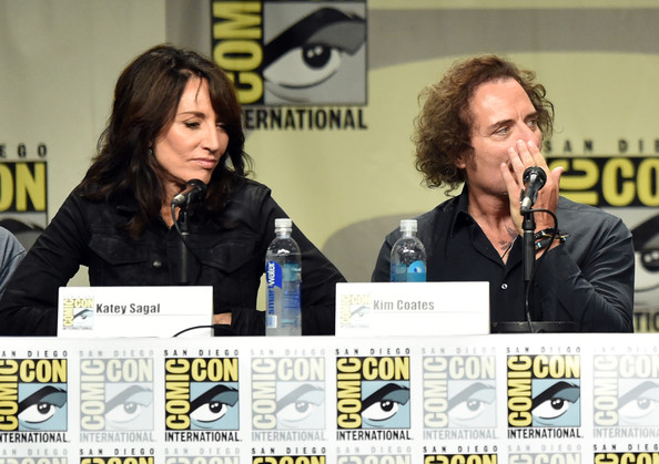 Comic-Con 2014: Katey Sagal e Kim Coates di Sons of Anarchy