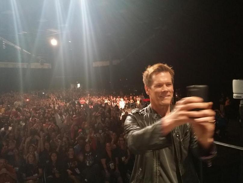 Comic-Con: Kevin Bacon scherza con il pubblico