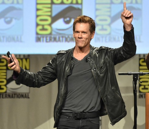 Comic-Con: Kevin Bacon per The Following