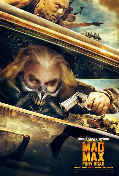 Mad Max: Fury Road - Un suggestivo poster