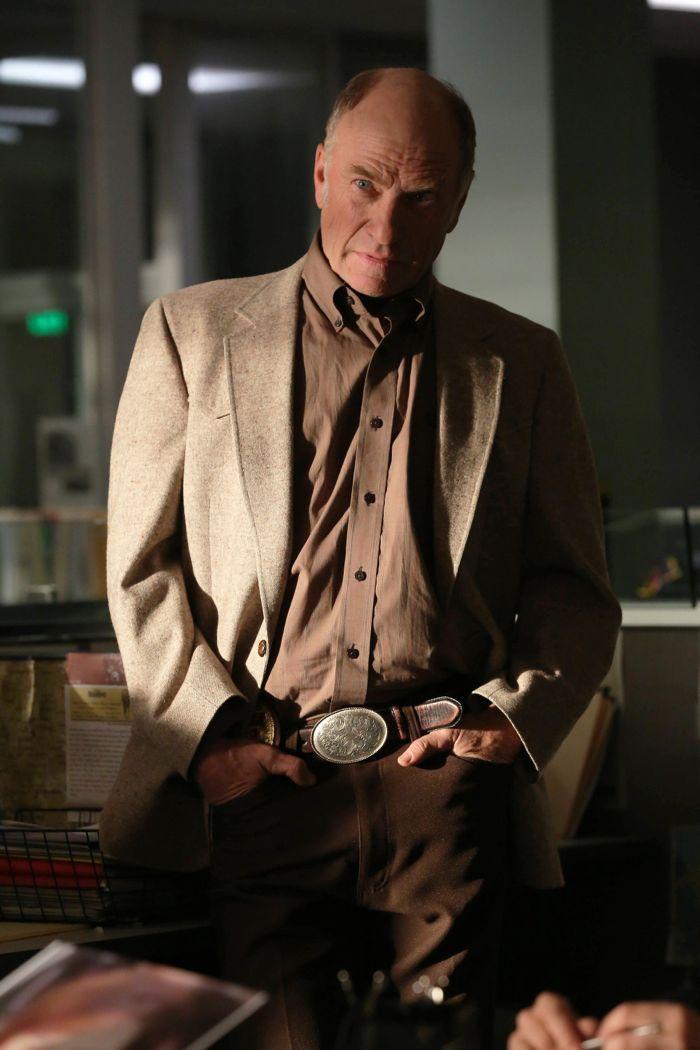 The Bridge: Ted Levine nell'episodio Sorrowsworn
