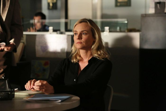 The Bridge: Diane Kruger nell'episodio Sorrowsworn