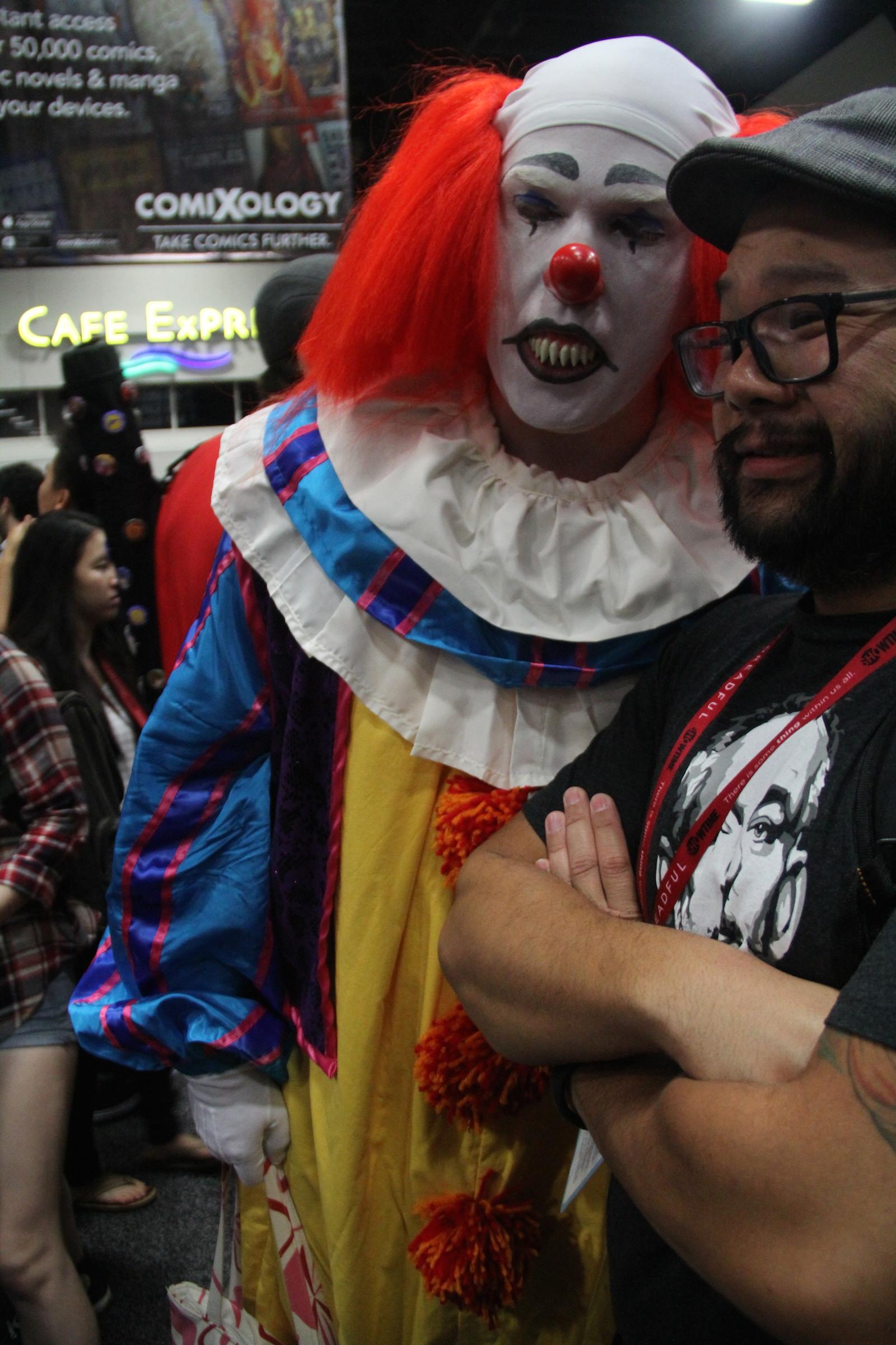 Comic-Con 2014: un'immagine dei cosplay di questa edizione