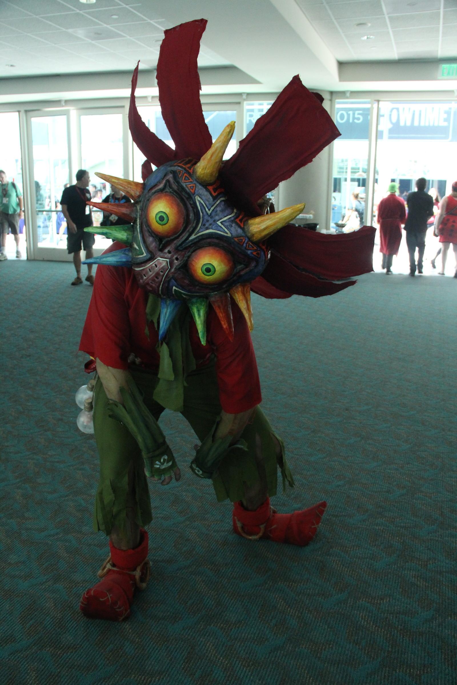 Comic-Con 2014: la foto di un cosplay di questa edizione