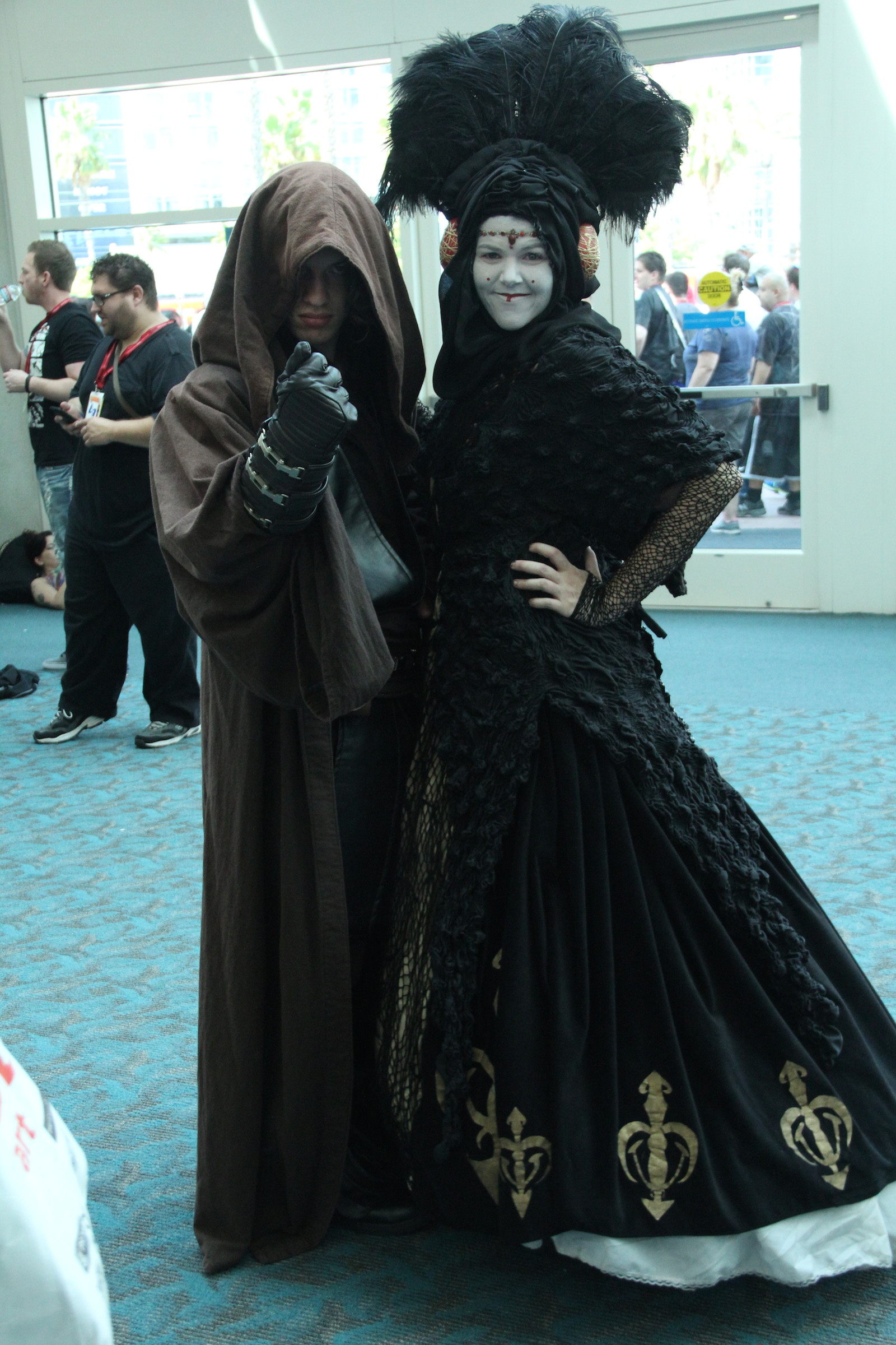 Comic-Con 2014: cosplay ispirati a Star Wars