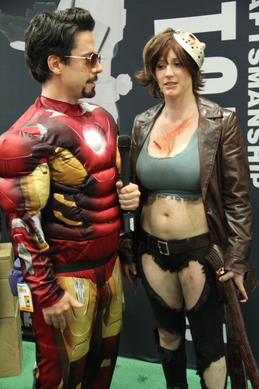 Comic-Con 2014: Tony Stark/Iron Man tra i cosplay di San Diego