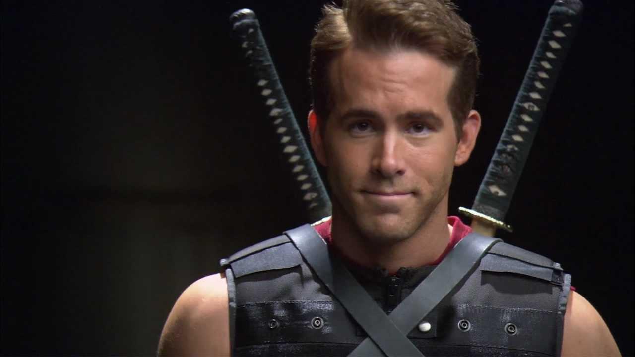 Wolverine: Origins - Ryan Reynolds è Deadpool