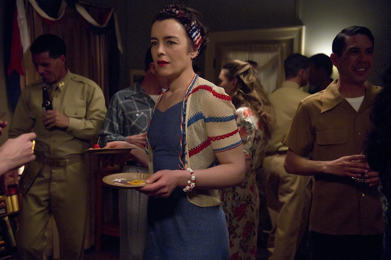 Manhattan: Olivia Williams nel pilot della serie