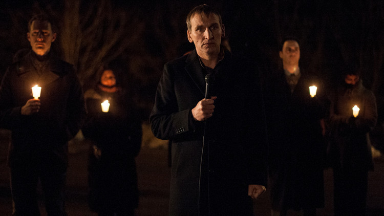 The Leftovers: Christopher Eccleston nell'episodio Gladys