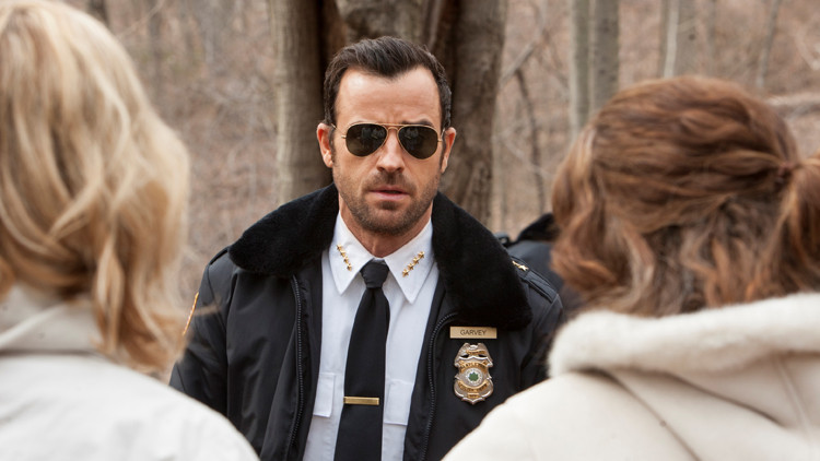 The Leftovers: Justin Theroux in un momento dell'episodio Gladys