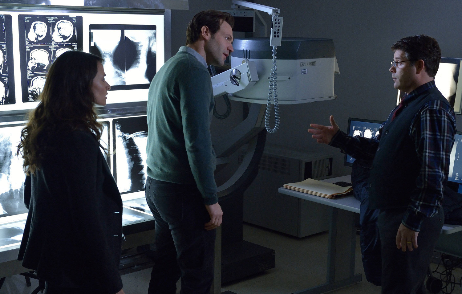 The Strain: una scena dell'episodio Gone Smooth