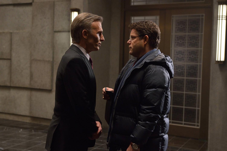 The Strain: Richard Sammel e Sean Astin nell'episodio Gone Smooth