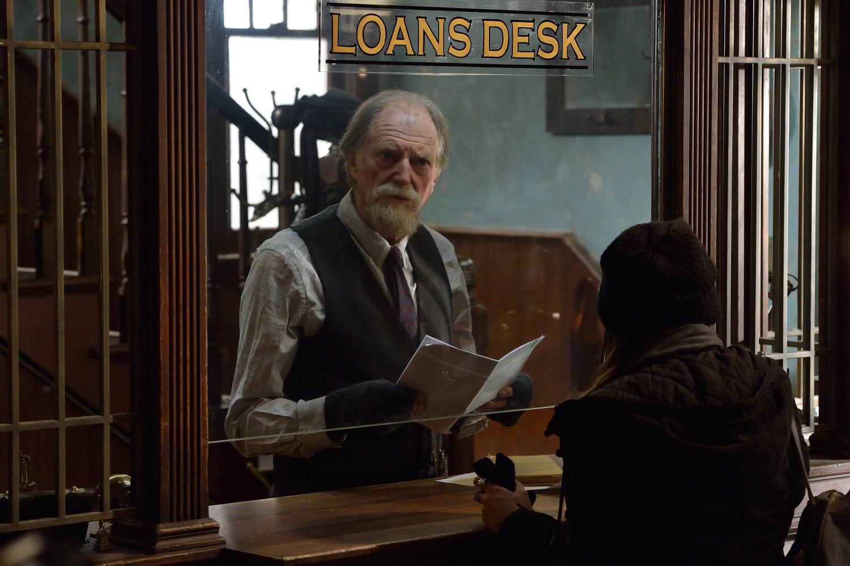 The Strain: David Bradley nell'episodio Gone Smooth