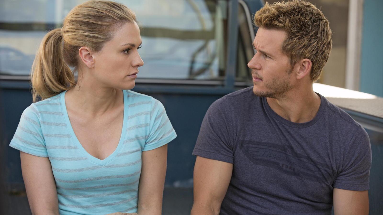 True Blood: Anna Paquin e Ryan Kwanten nell'episodio Karma