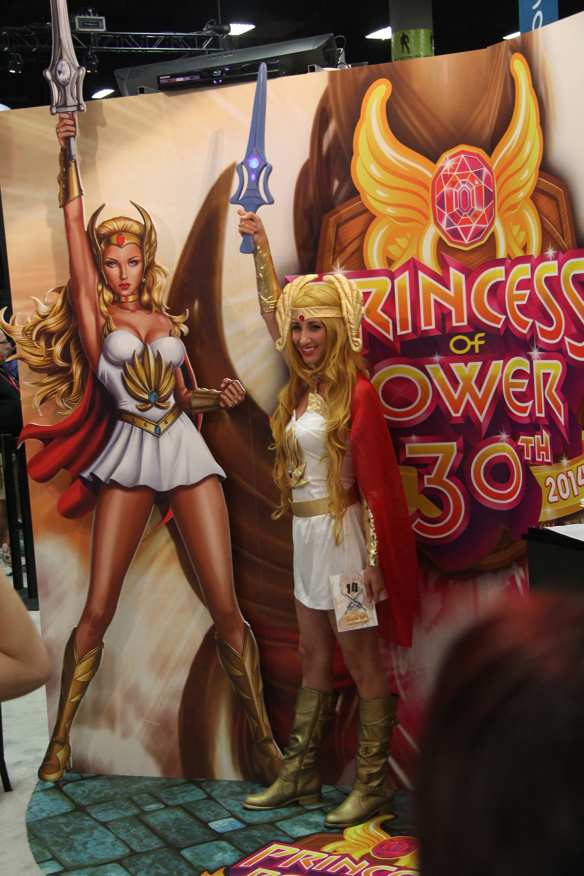 Comic-Con 2014: Cosplay - Princess of Power