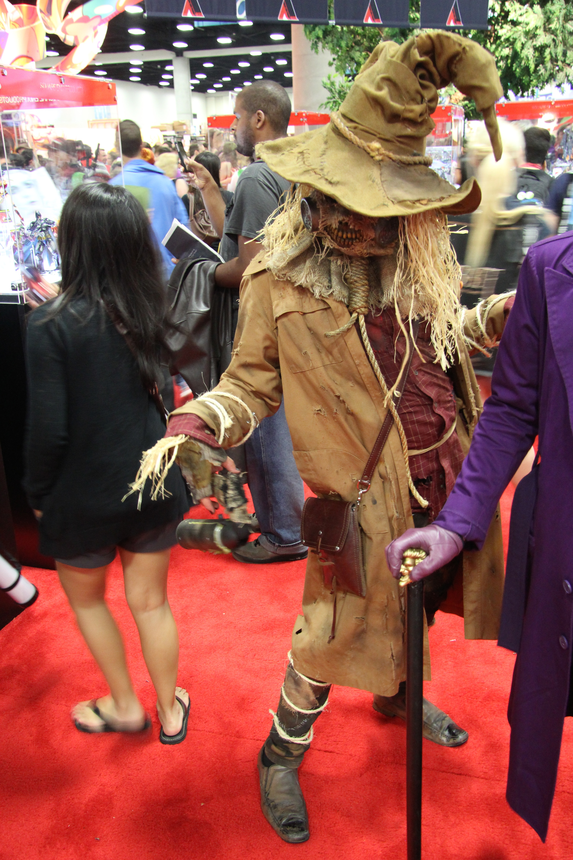 Comic-Con 2014: Cosplay - Spaventoso Spaventapasseri