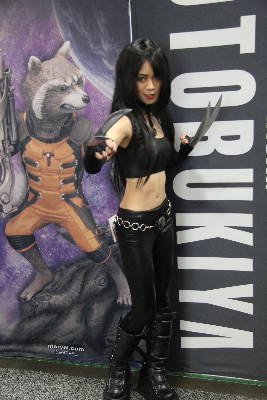 Comic-Con 2014: Cosplay - X-23